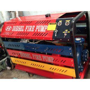 Máy bơm nước chữa cháy Hyundai 30HP