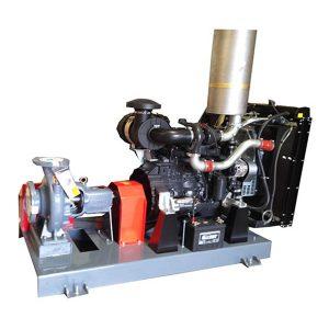 Máy bơm nước Diesel Iveco N45 MNTF 40 164kw