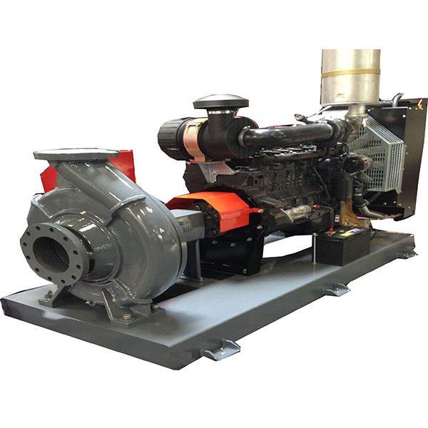Máy bơm nước động cơ Diesel Iveco N45 MNTF 40 152kW