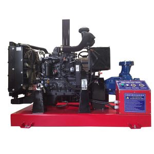 Máy bơm nước động cơ Diesel Iveco N45MNAF 40.10 73kW