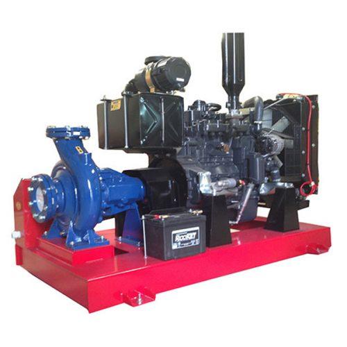 Máy bơm nước động cơ Diesel Iveco NEF 67SM1 121Kw
