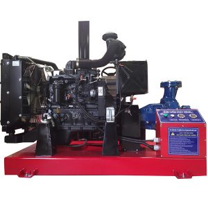 Máy bơm nước Iveco N45 MNSF 40.10 109KW