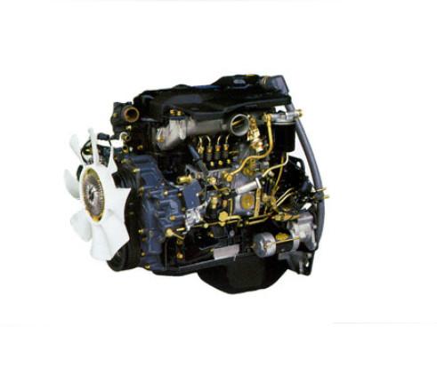 Động cơ Hyundai Auto Tech công nghiệp Diesel D4DA