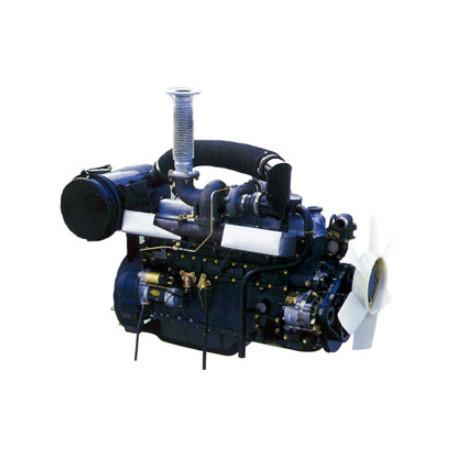 Động cơ Hyundai Auto Tech công nghiệp Diesel D6BT