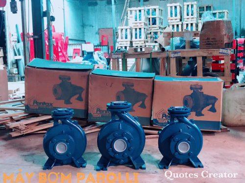 Các loại máy bơm nước trong công nghiệp thông dụng post image